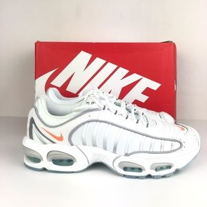 Air Max Tailwind IV SE White Sneakers Men's 13